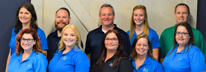 Chiropractic Dardenne Prairie MO Team at Midwest Family Chiropractic