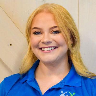 Chiropractic Dardenne Prairie MO Marisa Douty Front Desk Associate